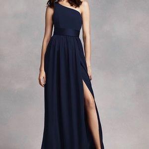 Vera Wang bridesmaid/formal dress with POCKETS!